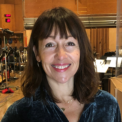 The Society of Composers and Lyricists Seminar: New Opportunities for Scoring in LA - Gina Zimmitti