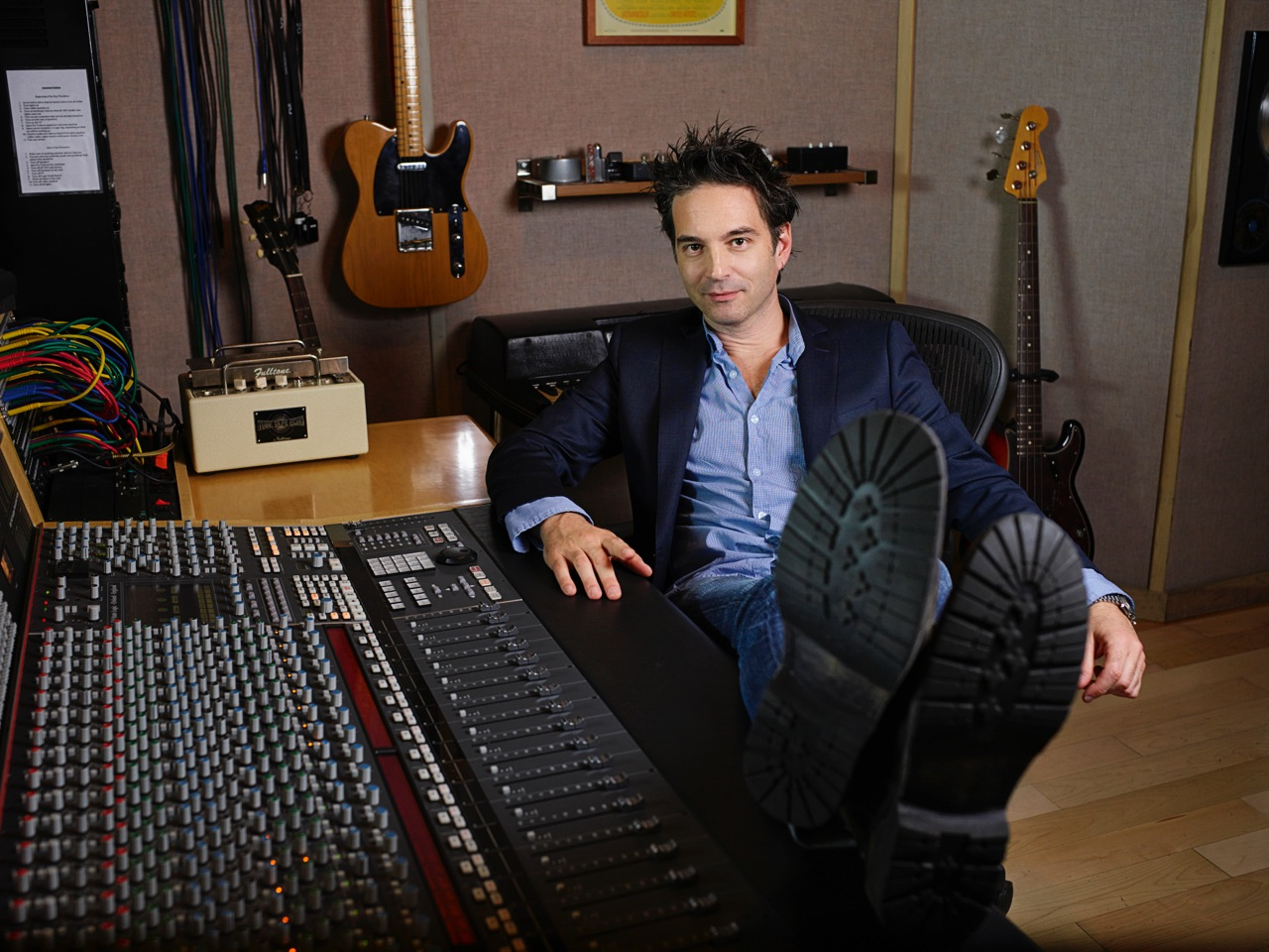 The Society of Composers and Lyricists Seminar: Setting the Tone - Jeff Russo