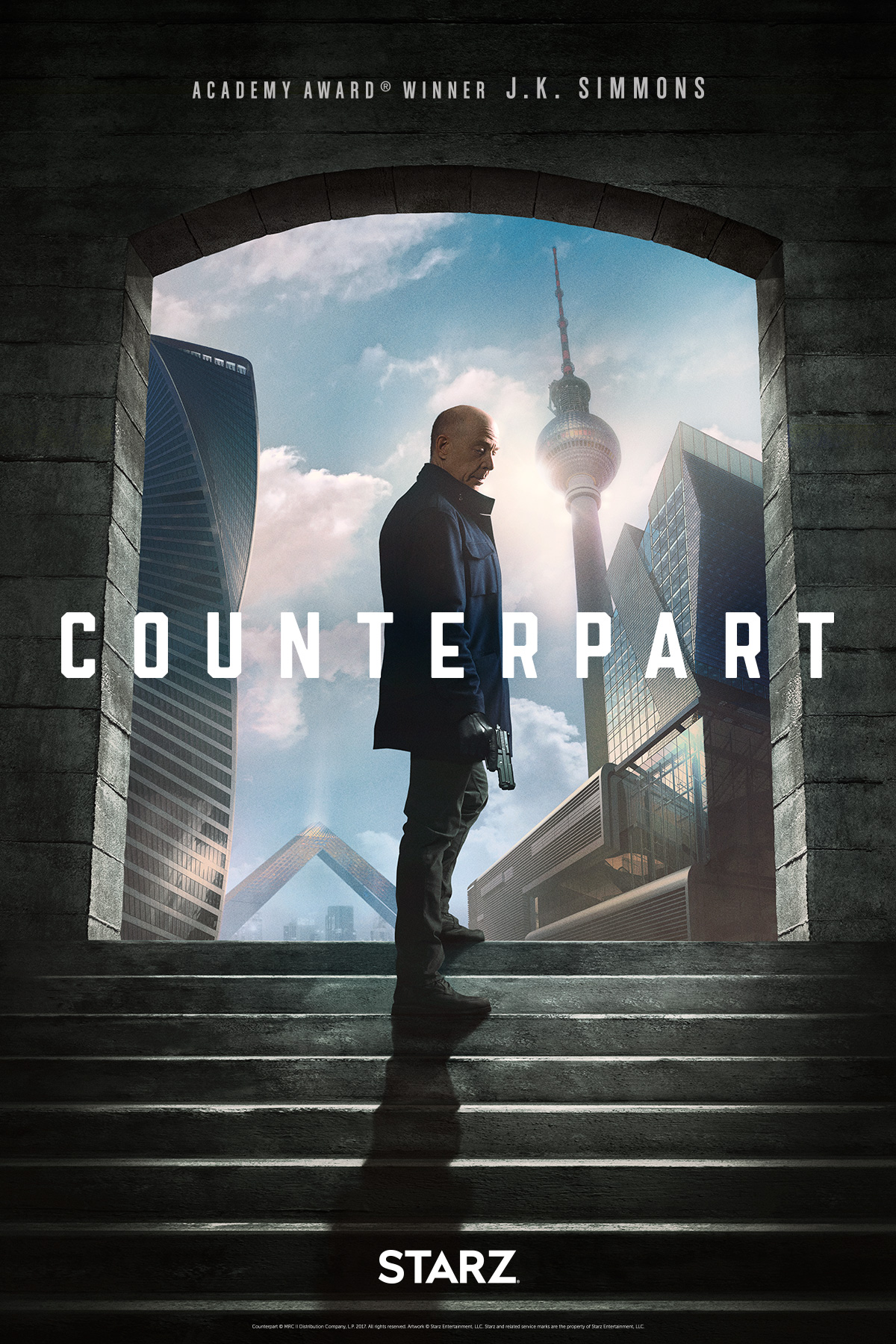 The Society of Composers and Lyricists Screening: Counterpart