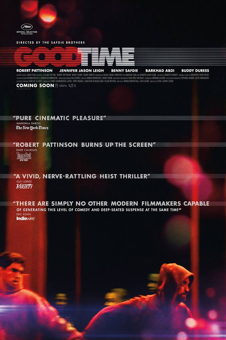The Society of Composers and Lyricists Screening: Good Time