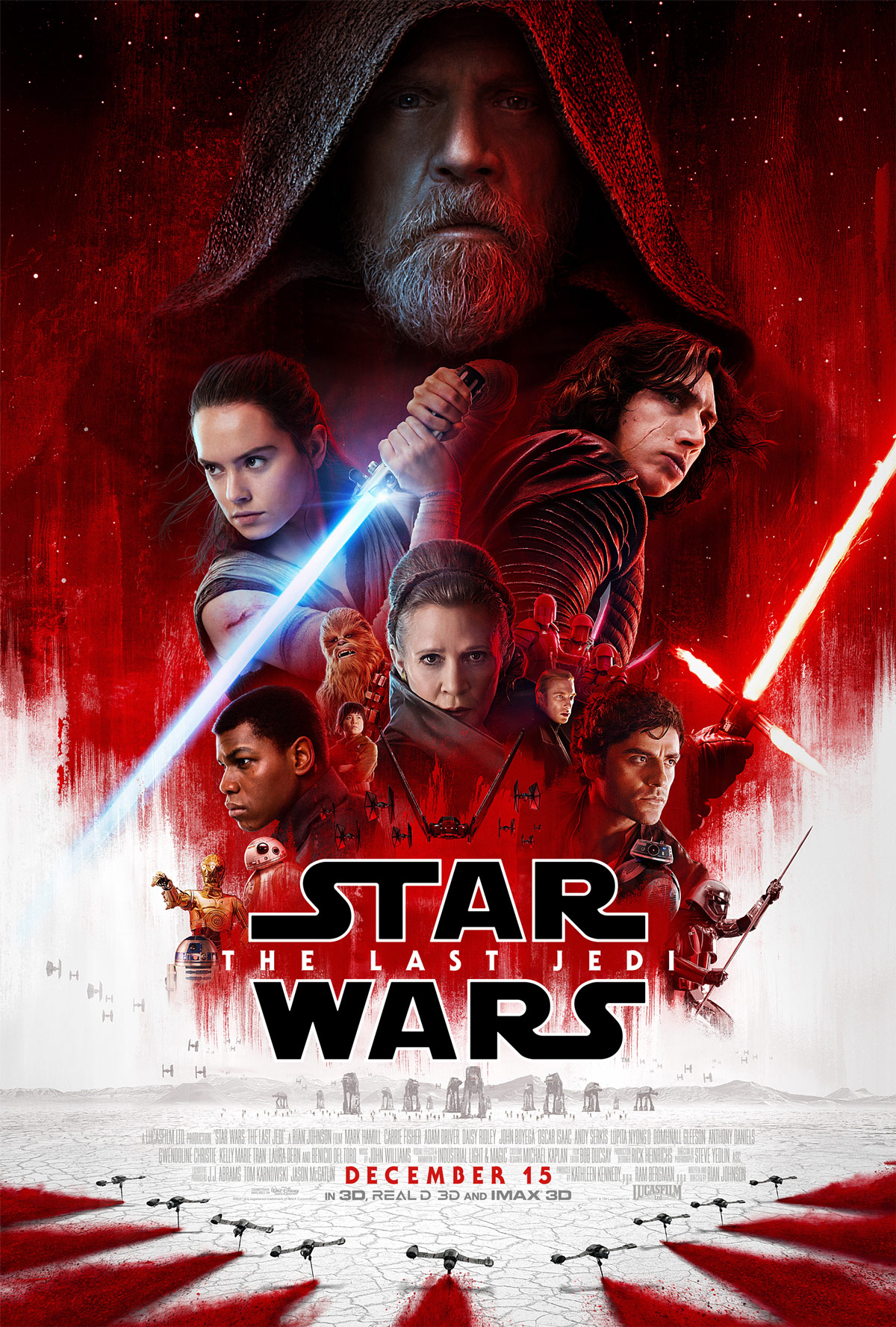 The Society of Composers and Lyricists Screening: Star Wars: The Last Jedi