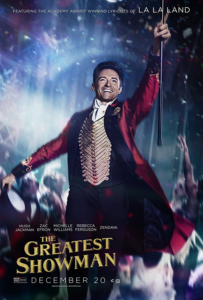 The Society of Composers and Lyricists Screening: THE GREATEST SHOWMAN